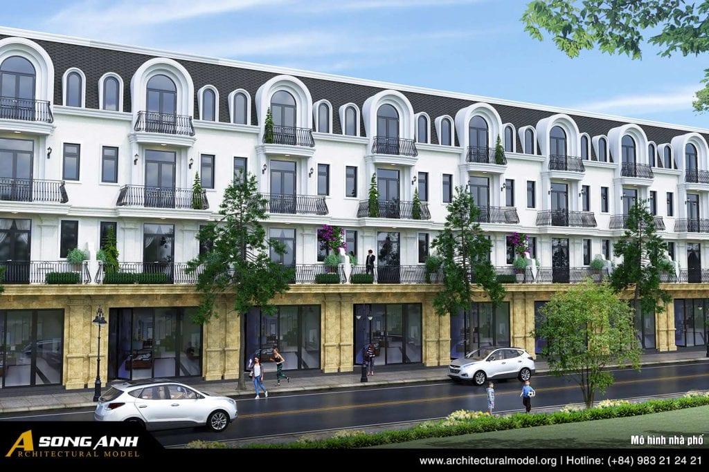 Cover image Mô hình nhà phố
