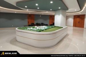 Cover image - Sa bàn bệnh viện Quân y 175 - Architectural Model Org