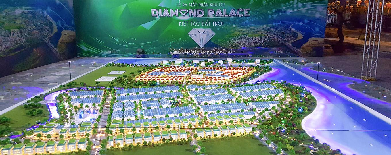 Slide - Mô hình dự án Diamond Palace Đà Nẵng