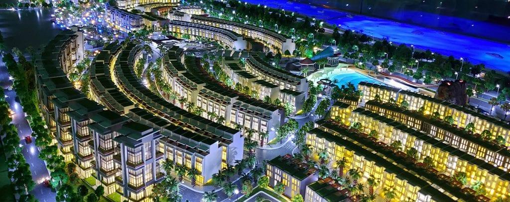 Slide - Mô hình quy hoạch Summer Land Phan Thiết