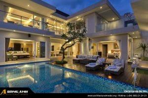 Căn hộ cao cấp Sky villa