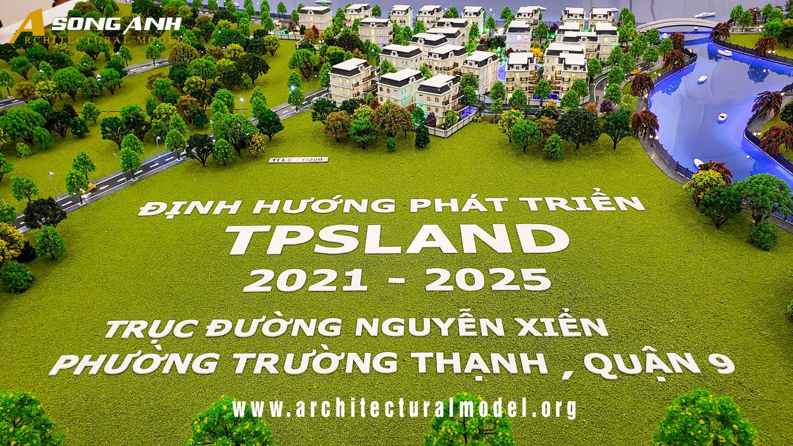 Khu dân cư TPS Land Nguyễn Xiển
