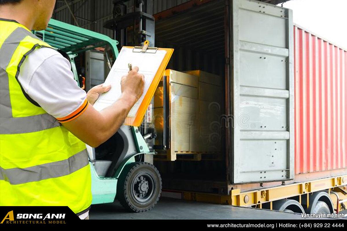 Model Shipping in HCM